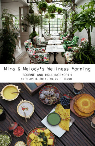 Mira & Melody's Wellness Morning